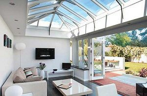 Conservatories or Sunrooms