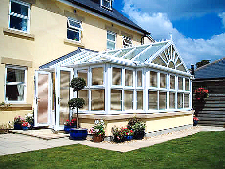 Orangery Conservatories Prices Fully Fitted